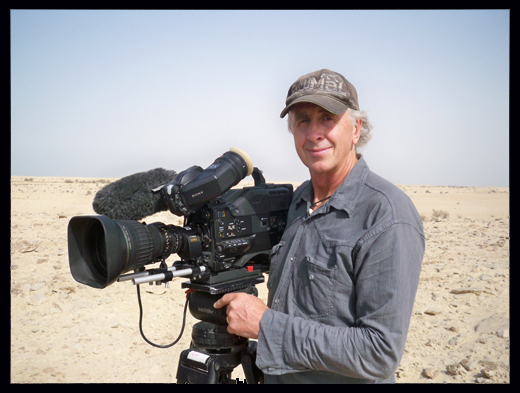 Jeff Goodman Cameraman in Qatar